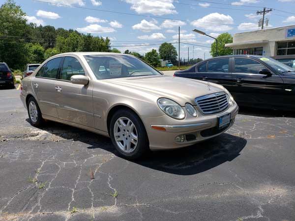 2005 Mercedes E320 for sale