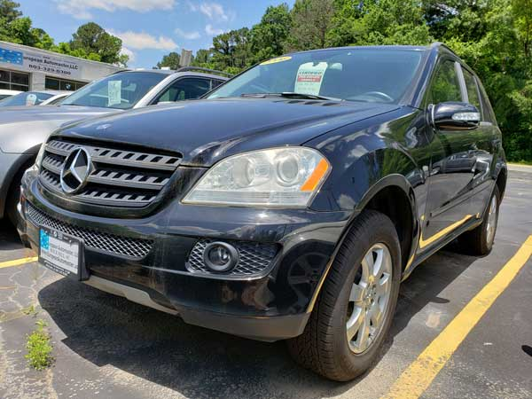 2006 Mercedes ML350 for sale