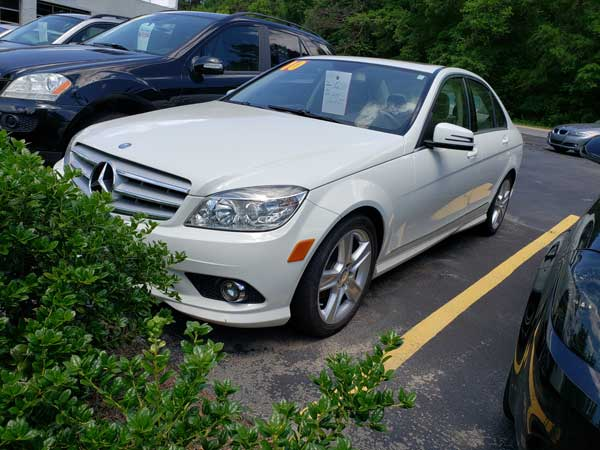 2010 Mercedes C300 for sale