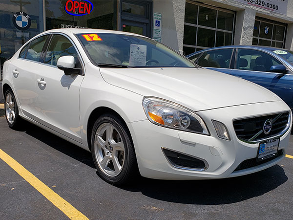 2012 Volvo S60 for sale