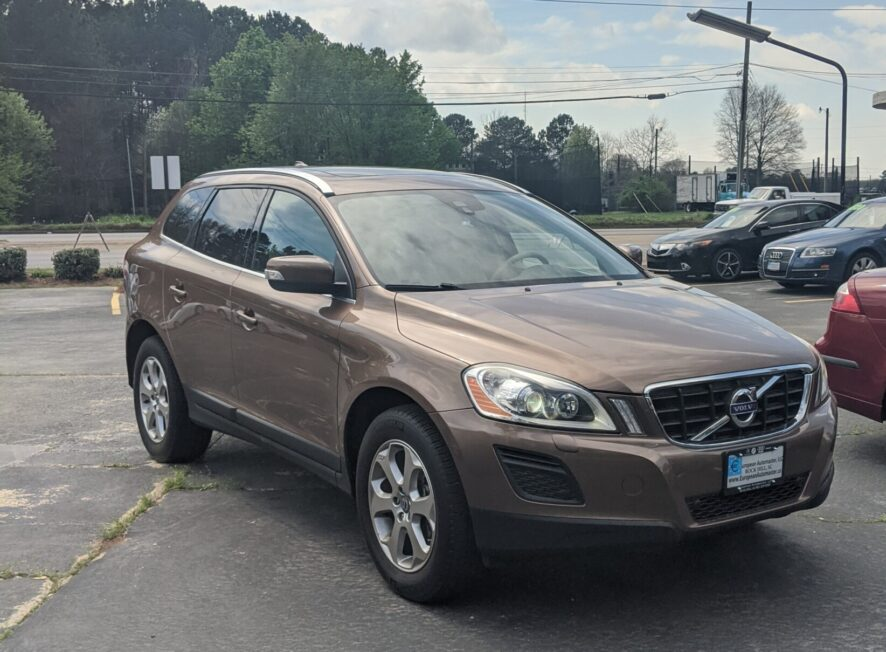 2013 VOLVO XC60 FOR SALE IN ROCK HILL SC