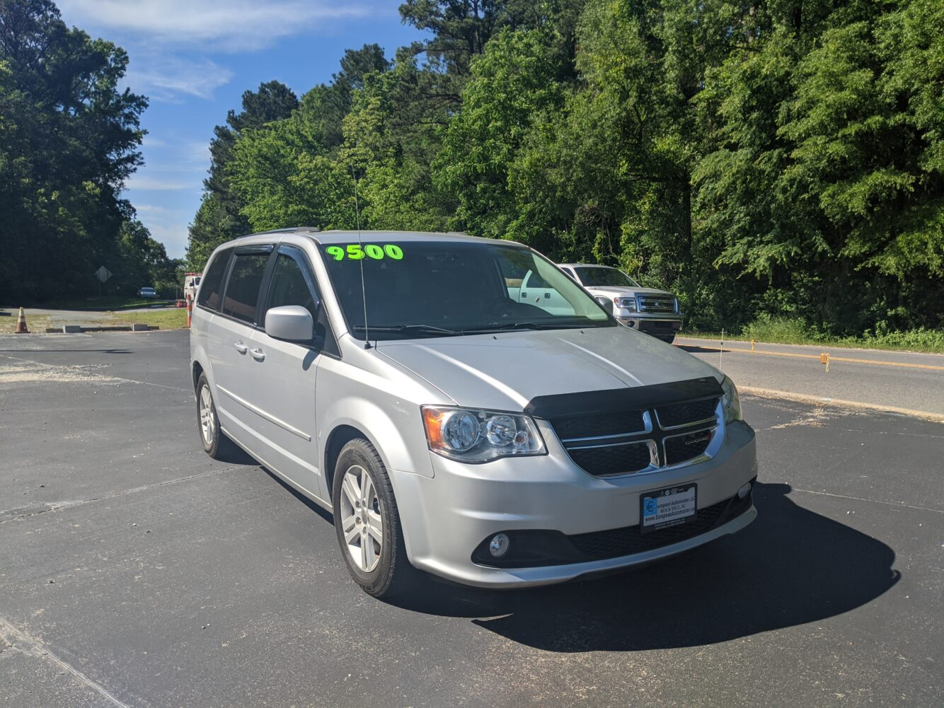 2012 DODGE GRAND CARAVAN CREW STOW'NGO FOR SALE IN ROCK HILL SC